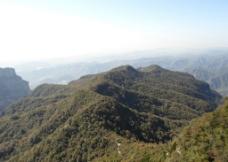 云台山茱萸峰图片
