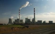 禹州市龙岗电厂图片