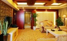 豪华酒店室内图片