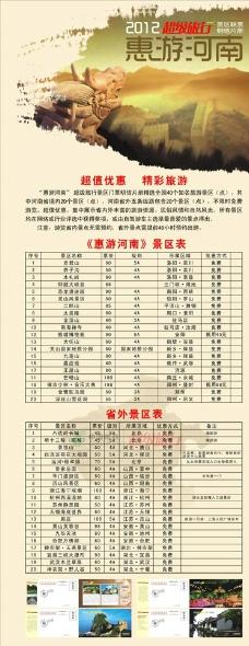 惠游河南图片