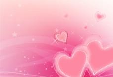 粉紅背景圖片