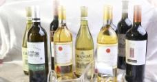 特色干红干白葡萄酒图片
