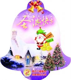 圣诞吊旗图片