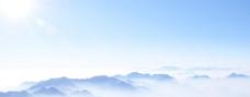 天空风景画图片
