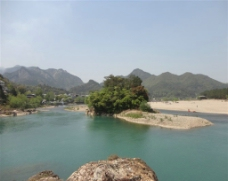 楠溪江风景图片