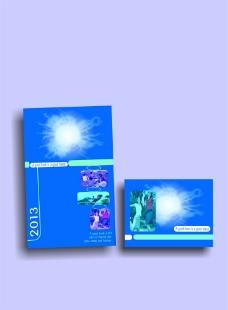 宣传册装帧包装图片