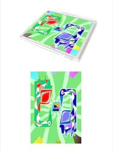 cd包装图片