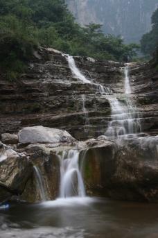 九莲山水风景图片