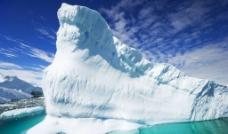 雪山风景图图片