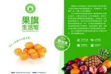 水果生活馆宣传单图片