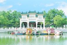 上海青浦大观园图片