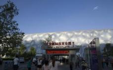 奥林匹克公园入口图片
