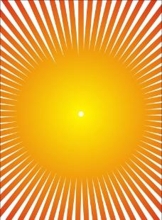 矢量图 底纹边框 太阳 发射的光 底纹背景图片