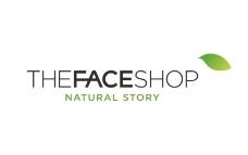 The faceshop 标志图片