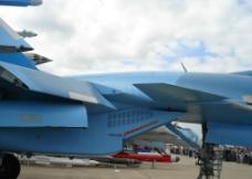 苏33舰载机图片