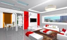 3d室内设计图片