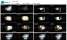 动感字幕LOGOAE模版
