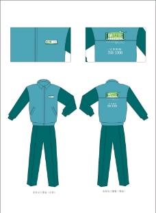 送水员服装图片