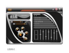 音乐播放器界面设计图片