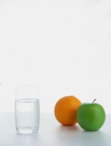 橙子 青苹果图片