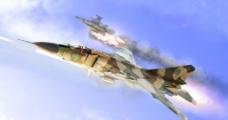 战斗机图片