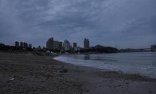 海边城市大连美景图片
