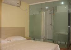 豪华酒店客房图片